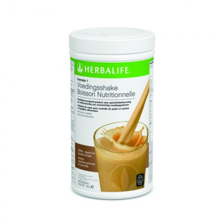 Formula 1 - Toffee, appel & kaneel
