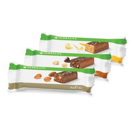 Proteïnerepen (3 smaken)