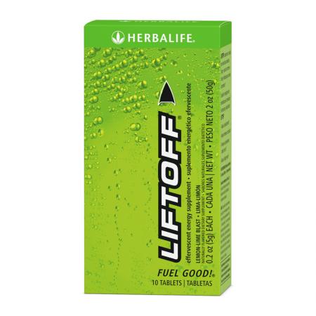 Liftoff™ Citroen-limoen