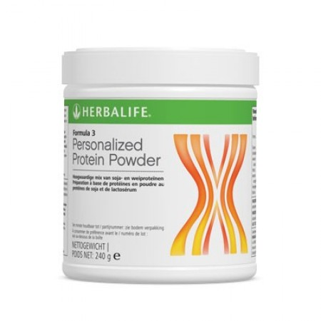 Formula 3 Personalized Protein Powderd (PPP)