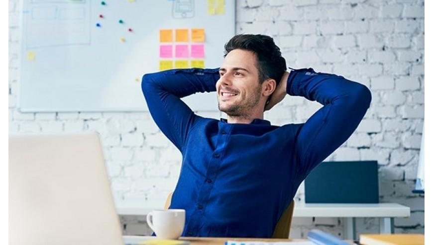 Met deze tips blijf je fit op kantoor!